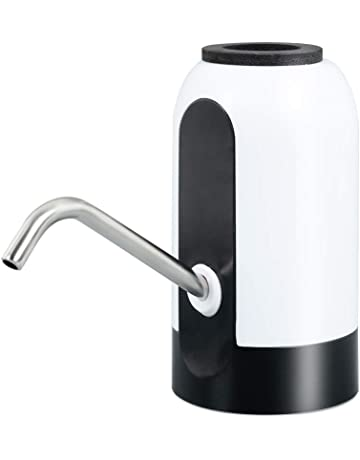 XXIAZHI,Distribuidor de Bomba Automática Eléctrica Portátil Galón Botella de Agua Interruptor(Color: