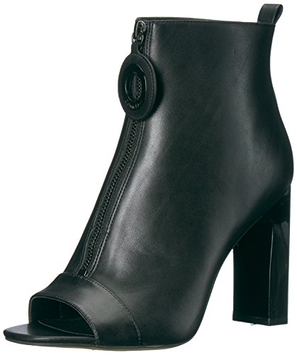 Calvin Klein Womens minda Ankle Boot Black