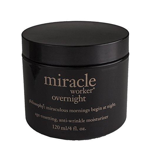 Philosophy Miracle Worker Overnight Moisturizer Huge 4 Oz Size