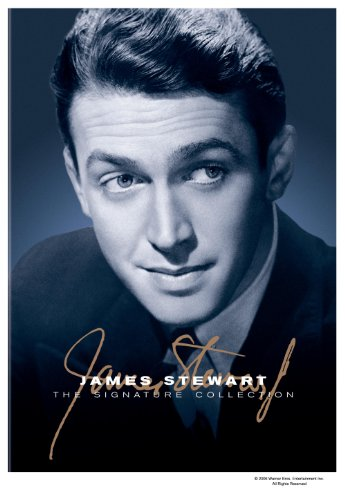 James Stewart - The Signature Collection (The Cheyenne Social Club / Firecreek / The FBI Story / The Naked Spur / The Spirit of St. Louis / The Stratton Story) by Signature