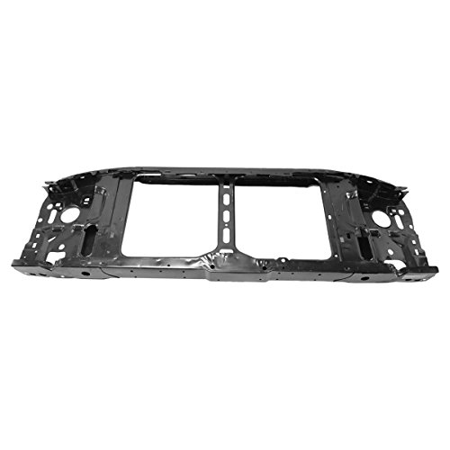 Radiator Core Support Black for S10 Blazer S15 Jimmy Envoy Sonoma Bravada