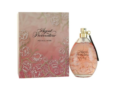 Agent Provocateur Rose Eau De Parfum - Agent Provocateur Petale Noir Eau de Parfum Spray for Women, 3.3 Ounce