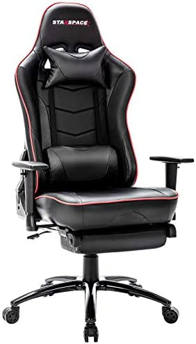 Best computer gaming chair: STARSPACE Massage Gaming Chair