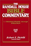 The Randall House Bible Commentary, Picirilli Outlaw Ellis, 089265953X