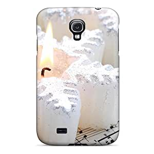 Christmas Peace Awesome High Quality Galaxy S4 Case Skin