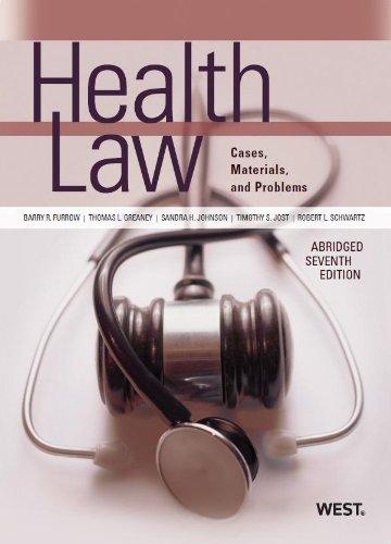 Health Law:Cs.,Mtrls.+Problems,Abridged