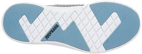 Supra Scissor - Zapatillas Hombre Gris - Grau (GREY / CHARCOAL - AQUA 061)