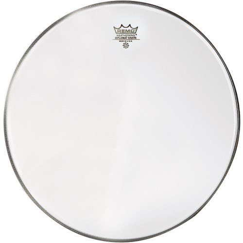 King Remo Weather Snare - REMO Snare, DIPLOMAT, Hazy, 10