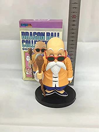 Amazon.com: 10 – 15 cm de Dragon Ball Z Maestro Roshi Anime ...