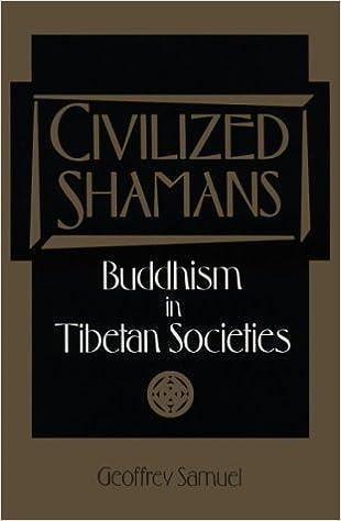 Samuel Civilized Shamans cover art