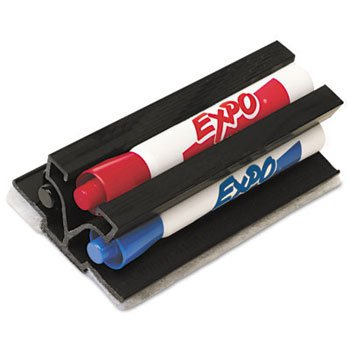 SAN81503 - Expo Magnetic Clip Eraser with Markers