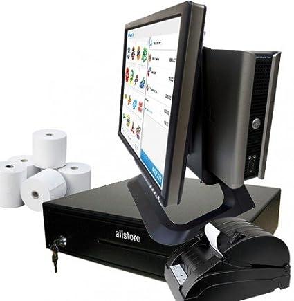 TPV para peluquerías con programa y accesorios.: Amazon.es: Oficina y papelería