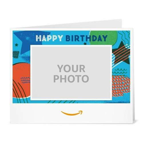 Custom Image - Birthday Stars - Print at Home link image