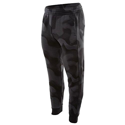 Taglia Flight pants large Fleece sportswear L Jordan P51 Carbon black 6qZ77xw