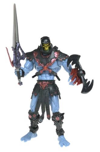 He-Man 200X Masters of the Universe SPIN BLADE SKELETOR MOTU New MOC