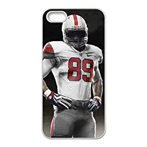 Sports nike pro combat iPhone 5 5s Cell Phone Case White Present pp001-9501877