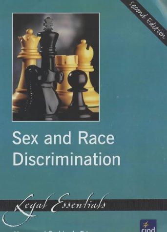 Read Online Sex and Race Discrimination (Legal Essentials) ebook