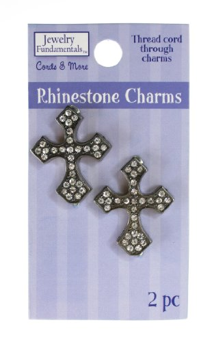 (Sulyn Rhinestone Charms, Gothic Crosses)