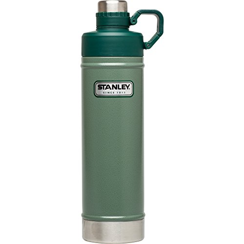 Thermos Retro (Stanley 25oz Vacuum Insulated Water Bottle, Hammertone Green)