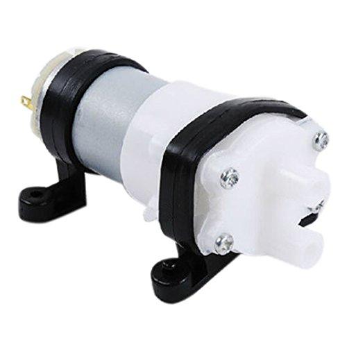 SODIAL 12v Diaphragm pump 385 Diaphragm pump water dispenser pumps food-grade 1.5-2L/m