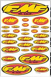 FMF Racing 14800 Sticker Sheet