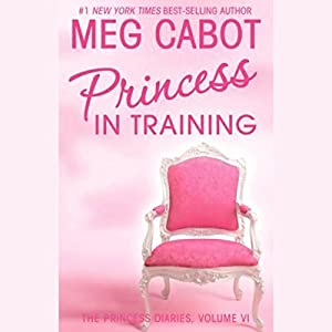 Princess in Training Audiobook