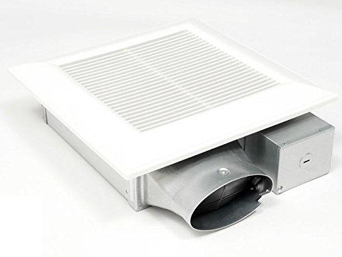 Compliance Solution - Panasonic FV-0810VSS1 WhisperValue DC ASHRAE 62.2 Compliance. The ideal Multi-Family Solution, 80-100 CFM (pre-installed multi-speed)