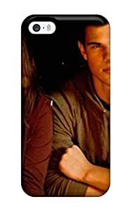 High Quality Shock Absorbing Case For Iphone 5/5s-sailor New Moon Jacob Black