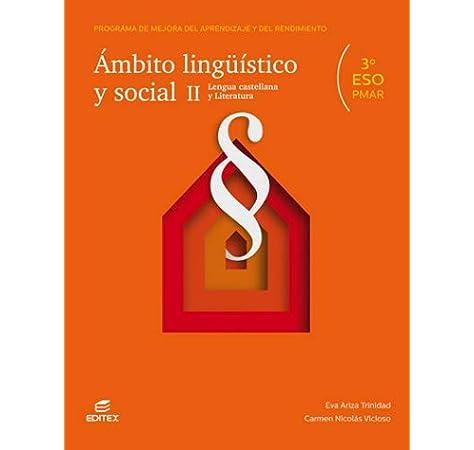 PMAR - Ámbito lingüístico y social II. Lengua castellana y ...