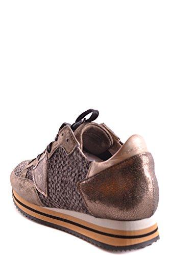 Philippe Model Sneakers Donna MCBI238054O Pelle Marrone