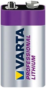 Varta 9 V Lithium Battery For Smoke Detectors Cr9 V Baumarkt