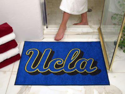 College 10'9 Rug (Fanmats All-Star Bath Mat - University of California Los Angeles)