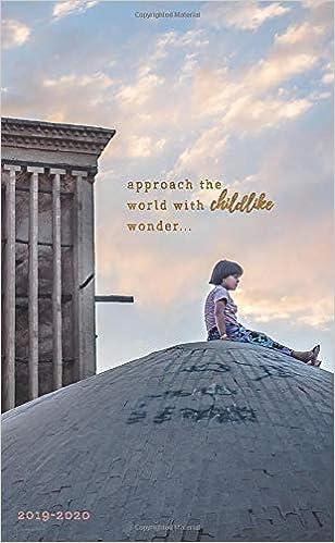 approach the world childlike wonder monthly pocket