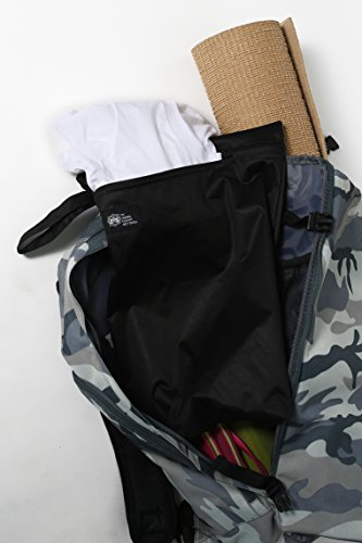 Yoga Sak, Wet Pouch for Dirty Workout Clothes
