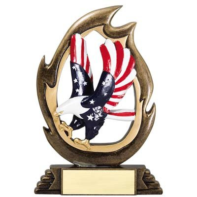 Eagle Trophy Eagle Trophies Resin Award