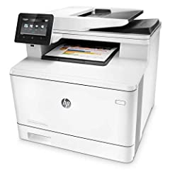 Unmatched print, scan, copy, and fax performance plus robust, comprehensive security for how you work. This color MFP finishes key tasks faster and guards against threats. Original HP Toner cartridges with JetIntelligence produce more pages. ...