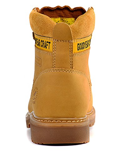 Stivali Insun uomo Yellow Insun Stivali Ex6Ownq7OP
