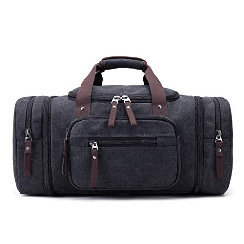 Men's Shoulder Travel Vintage Bag 4 Tote Canvas Messenger Casual zTgqOxHzPw