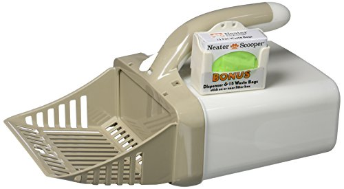 Neater Pet Brands Scooper Cat Litter Scoop, Tan