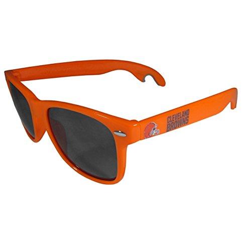 - Siskiyou NFL Cleveland Browns Beachfarer Bottle Opener Sunglasses, Orange