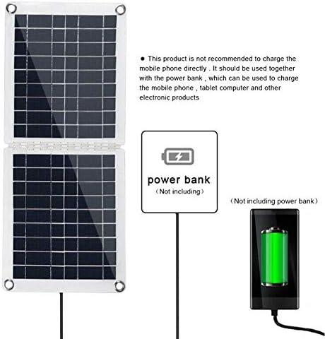 Lvhan Solarpanel - Polysilicium Solarmodul, 60W Solar Panel für Wohnmobil Gartenhäuse Boot