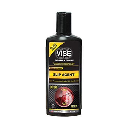 Vise Bowling Ball Slip Agent 8000 Grit 8 ounce by Vise Bowling Grips