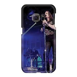 JamieBratt Samsung Galaxy S6 Scratch Resistant Cell-phone Hard Cover Provide Private Custom High Resolution Dream Theater Band Pattern [LYi19664EdPm]