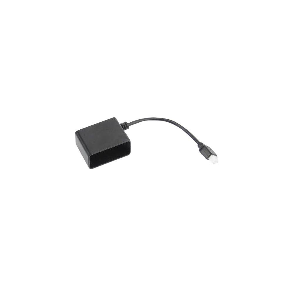 Desconocido Generic 7. 4V 1800mAh 25C bateria LiPo + USB Cargador para MJX Bugs 5W B5W RC Quadcopter FPV Drone