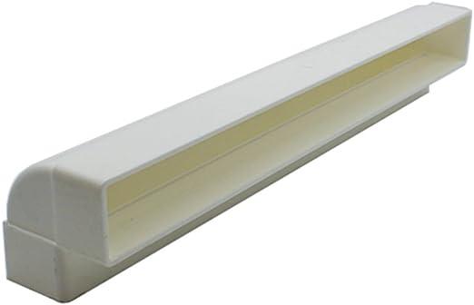 Kair rectangular 310 mm x 29 mm 90 grados Vertical a codo – SYS-300 – ducvkc758: Amazon.es: Hogar