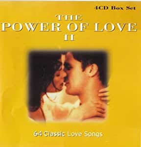 The Power Of Love II(2) 4 CDS - 64 TRACKS