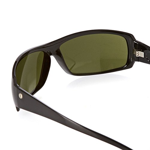 Men's Grey Fashion M Sunglasses Charge Black Gloss Electric AnHgFwqBdA