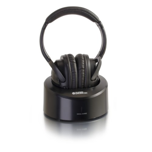C2G/Cables to Go Audio Unlimited SPK-9110 900MHz Wireless Stereo Headphones (Rechargeable)