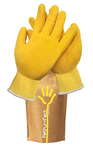 - Pet Hair Remover Brush Glove - Fur Removal Glove Lint Lifter Efficient Cleaning Dogs and Cats Hair For Furniture,Couch,Car,Clothes (1 pair)