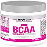Pink BCAA + Colágeno Foods 250g Tangerina – BRNFOODS